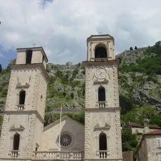 Kotor Cathedral, montenegro , bayofkotor