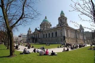 Belfast City Hall, ireland , belfast