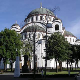 Cathedral of Saint Sava, serbia , belgrade