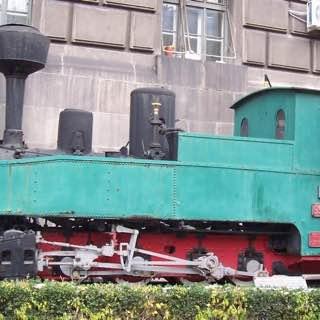 Railway Museum, serbia , belgrade