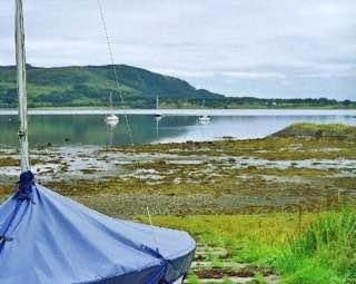 Loch Creran, scotland , bennevis