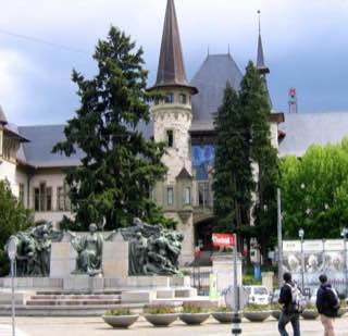 Historical Museum of Bern, switzerland , bern
