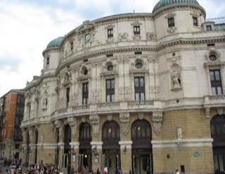 Teatro Arriaga, spain , bilbao
