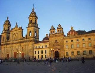 Bolívar Square, colombia , bogota