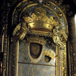Sanctuary of the Madonna di San Luca, Bologna, italy , bologna