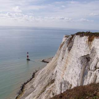 Beachy Head, uk , brighton