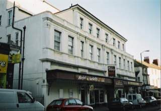 Royal Hippodrome Theatre, uk , brighton