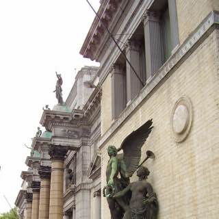 Royal Museums of Fine Arts of Belgium, belgium , brussels