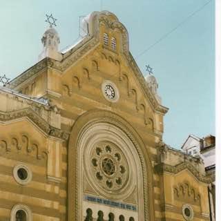 Jewish Museum, romania , bucharest