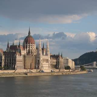 Hungarian Parliament Building, hungary , budapest