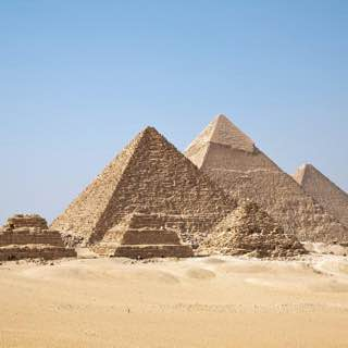 Giza Necropolis, egypt , cairo