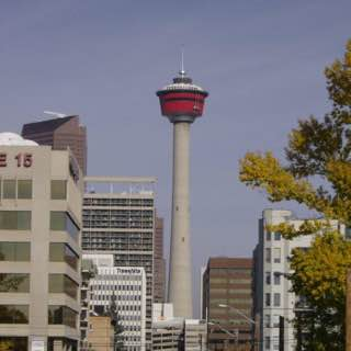 Calgary Tower, canada , calgary