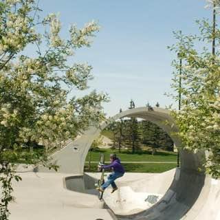 Millennium Park, canada , calgary