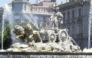 Plaza de Cibeles, spain , centralspain