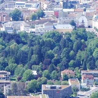 Hofgarten, Innsbruck, austria , centraltyrol