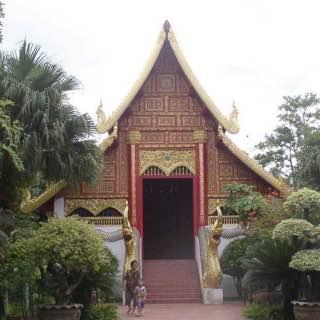 Wat Phra Kaew, Chiang Rai, thailand , chiangrai