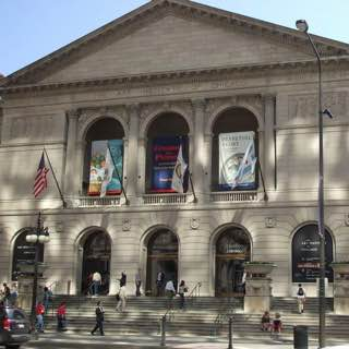 Art Institute of Chicago, usa , chicago