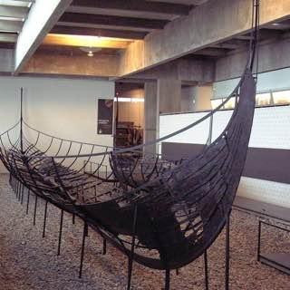 Viking Ship Museum, denmark , copenhagen
