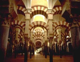 Mosque–Cathedral of Córdoba, spain , cordoba