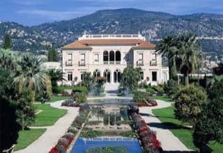 Villa Ephrussi de Rothschild, france , cotedazur