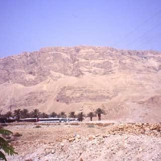 Masada, israel , deadsea