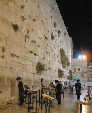 Western Wall, israel , deadsea