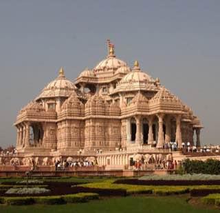 Akshardham, india , delhi