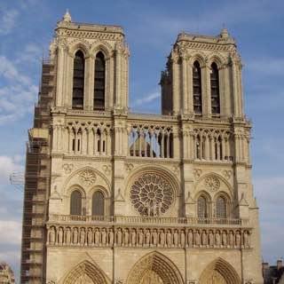 Notre Dame de Paris, france , disneylandparis