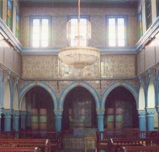 El Ghriba synagogue, tunisia , djerba