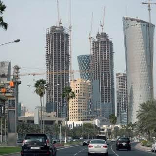 Doha Corniche, qatar , doha