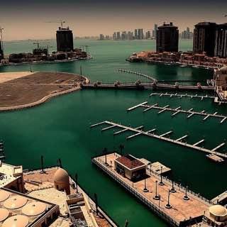 The Pearl-Qatar, qatar , doha