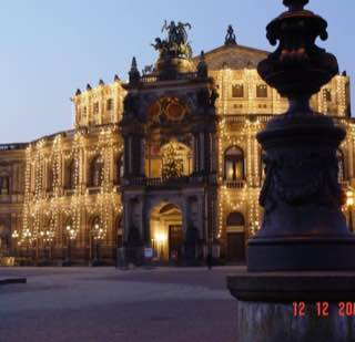 Semperoper, Dresden, germany , dresden