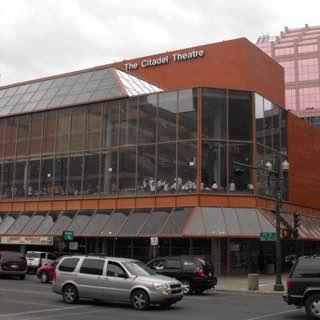 Citadel Theatre, canada , edmonton