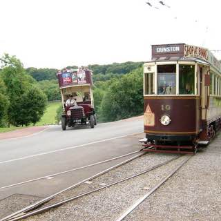 Beamish Museum, uk , englandcentral