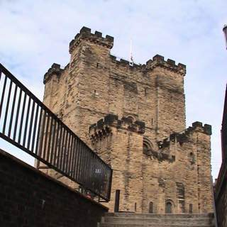 The Castle, Newcastle, uk , englandcentral