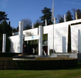 Olympic Museum, switzerland , geneva