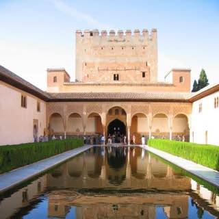 Alhambra, spain , granada