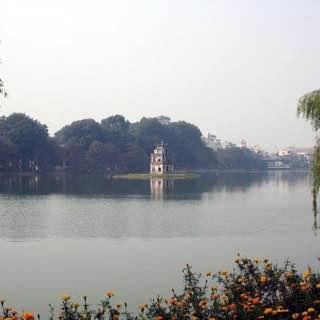 Hoan Kiem Lake, vietnam , hanoi