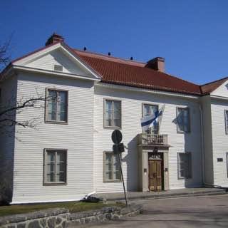 Mannerheim Museum, finland , helsinki