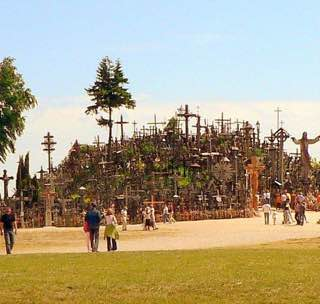 Hill of Crosses, lithuania , hillofcrosses