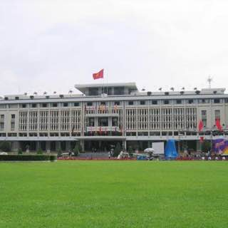 Independence Palace, vietnam , hochiminh