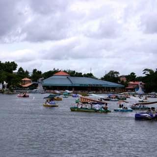 Đầm Sen Park, vietnam , hochiminh