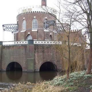 Museum De Cruquius, netherlands , hoorn