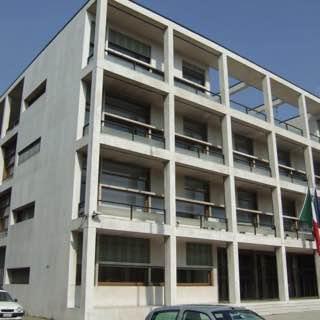 Casa del Fascio, italy , italianlakes