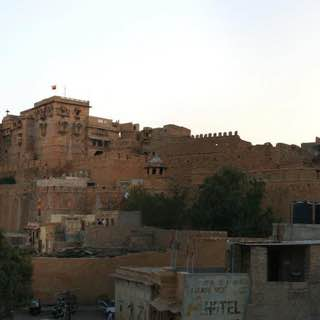 Jaisalmer Fort, india , jaisalmer