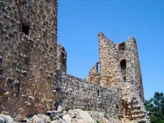 Rabadh Castle, jordan , jerash