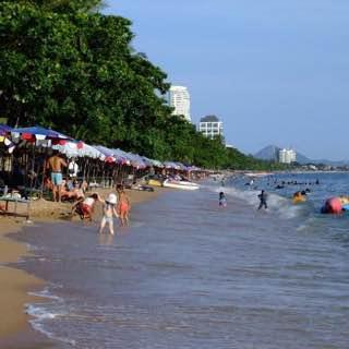 Jomtien Beach, thailand , jomtien