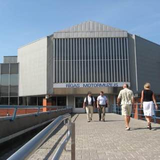 Riga Motor Museum, latvia , jurmala