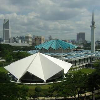 National Mosque of Malaysia, malaysia , kualalumpur
