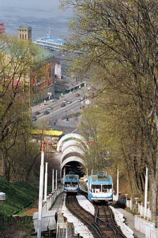 Kiev Funicular, ukraine , kyiv